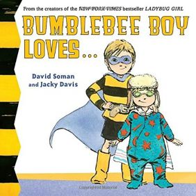 (SALE) BUMBLEBEE BOY LOVES... BOARD B