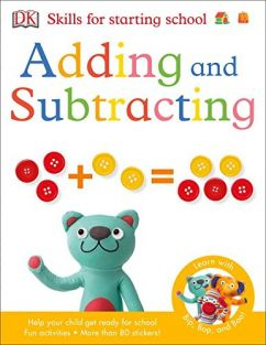 (SALE)ADDING AND SUBTRACTING-DK SKILLS