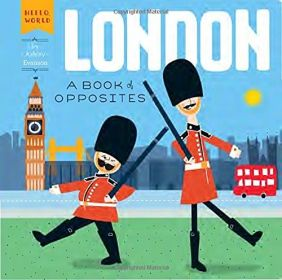 (SALE) HELLO, WORLD LONDON: A BOOK OF