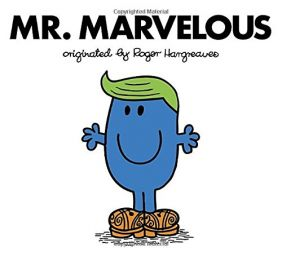 MR. MARVELOUS BOOK