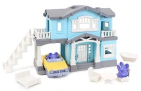 HOUSE PLAYSET #PHSE-1239 BY GREEN TOYS
