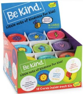LITTLE ACTS OF KINDNESS TIN