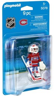 NHL MONTREAL CANADIANS GOALIE