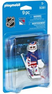 NHL NEW YORK RANGERS GOALIE