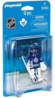 NHL TORONTO MAPLE LEAFS GOALIE
