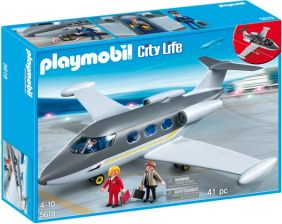 PRIVATE JET-CITY LIFE SET