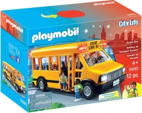 SCHOOL BUS - PLAYMOBIL