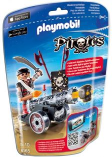 (SALE)PLAYMOBIL BLACK INTERACT
