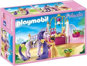 CASTLE STABLE-PRINCESS SET