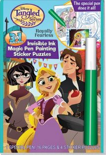 TANGLED: ROYALLY FEARLESS 3-IN