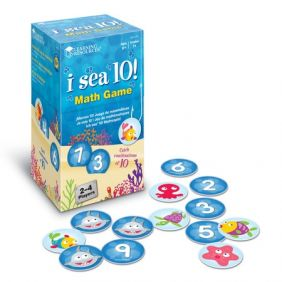 I SEA 10! MATH GAME #1771 BY L