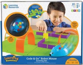 CODE & GO ROBOT MOUSE ACTIVITY