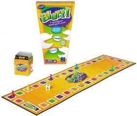 BLURT! WORD RACE GAME
