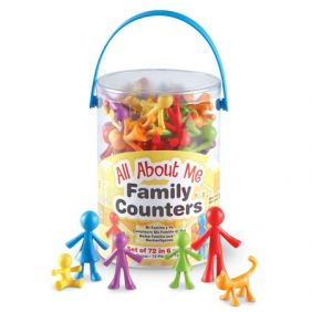 ALL ABOUT ME FAMILY COUNTERS #