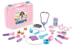 PRETEND & PLAY PINK DOCTOR SET