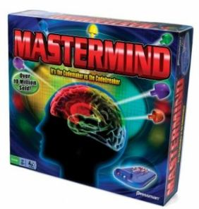 MASTERMIND GAME #3018-06H BY P