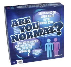 ARE YOU NORMAL? GAME #5235-04