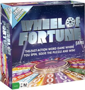 WHEEL OF FORTUNE 3RD ED.