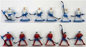 HOCKEY ACTION FIGURE SET #103