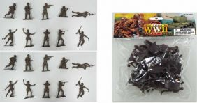 1/32 WWII RUSSIAN INFANTRY FIG