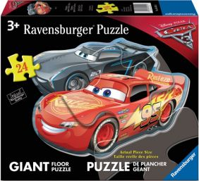 CARS 3: DUELING CARS 24PC