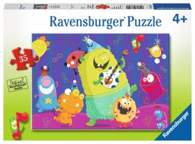 GIGGLY GOBLINS 35-PC PUZZLE