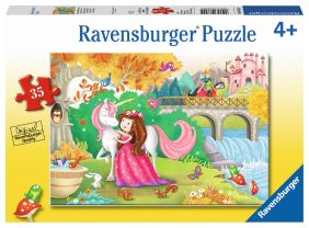 AFTERNOON AWAY 35-PC PUZZLE