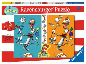 DR. SEUSS: SEE A DIFFERENCE? 60PC