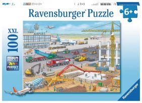 CONSTRUCTION AT THE AIRPORT 100PC