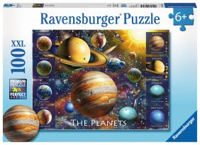 THE PLANETS 100-PC XXL PUZZLE