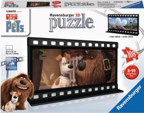 SECRET LIFE OF PETS DOUBLE 108-PC PUZZLE