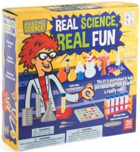 REAL SCIENCE-REAL FUN KIT #416