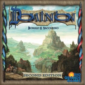 DOMINION 2ND EDITION GAME #531