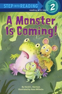 A MONSTER IS COMING!-STEP 2