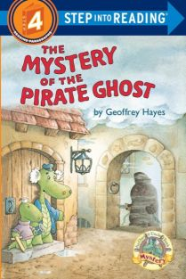 THE MYSTERY OF THE PIRATE GHOS