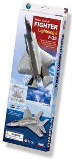 F-35 FIGHTER FOAM GLIDER #1102