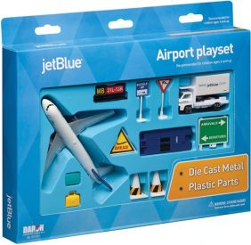 JETBLUE AIRPORT PLAYSET #1221