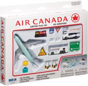 AIR CANADA PLAYSET 12PC