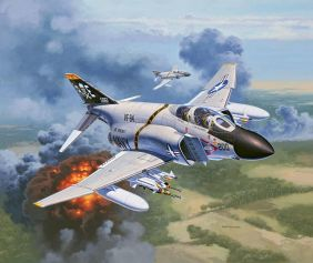 REVELL 1/72 F-4J PHANTOM II US