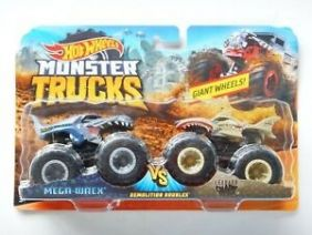 HW MONSTER TRUCKS 2PK