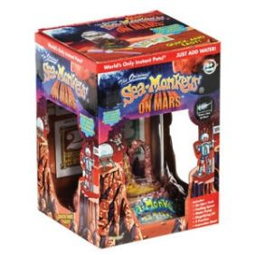 SEA-MONKEYS ON MARS #23229 BY