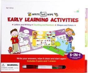 EARLY LEARNING ACTIVITIES