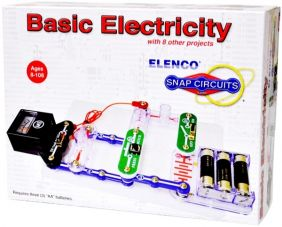 SNAP CIRCUITS BASIC ELECTRICIT