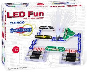 SNAP CIRCUITS LED FUN KIT #SCP