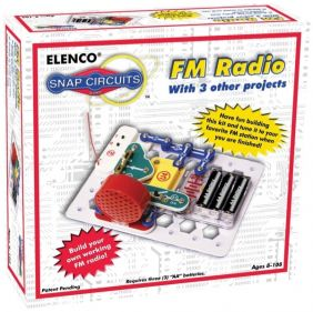SNAP CIRCUITS FM RADIO KIT #SC