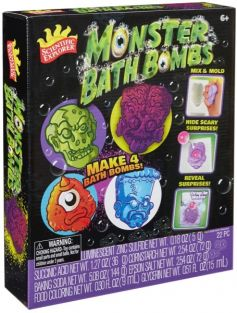 MONSTER BATH BOMBS KIT #800110
