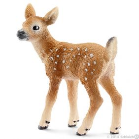 WHITE-TAILED FAWN FIGURE #1471