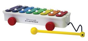 FISHER-PRICE PULL-A-TUNE XYLOP