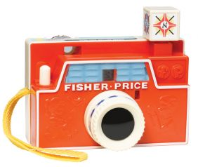 F/P CHANGEABLE PICTURE DISC CAMERA