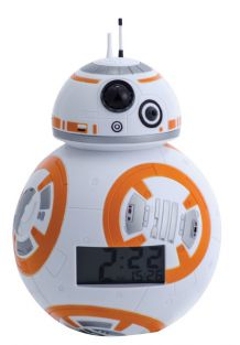 STAR WARS BB-8 BULB BOTZ CLOCK